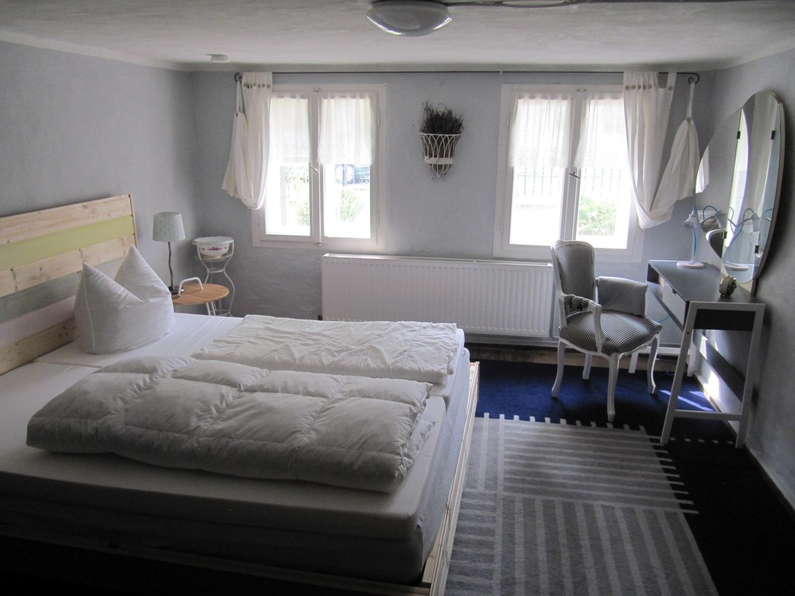 Souterrain-Schlafzimmer