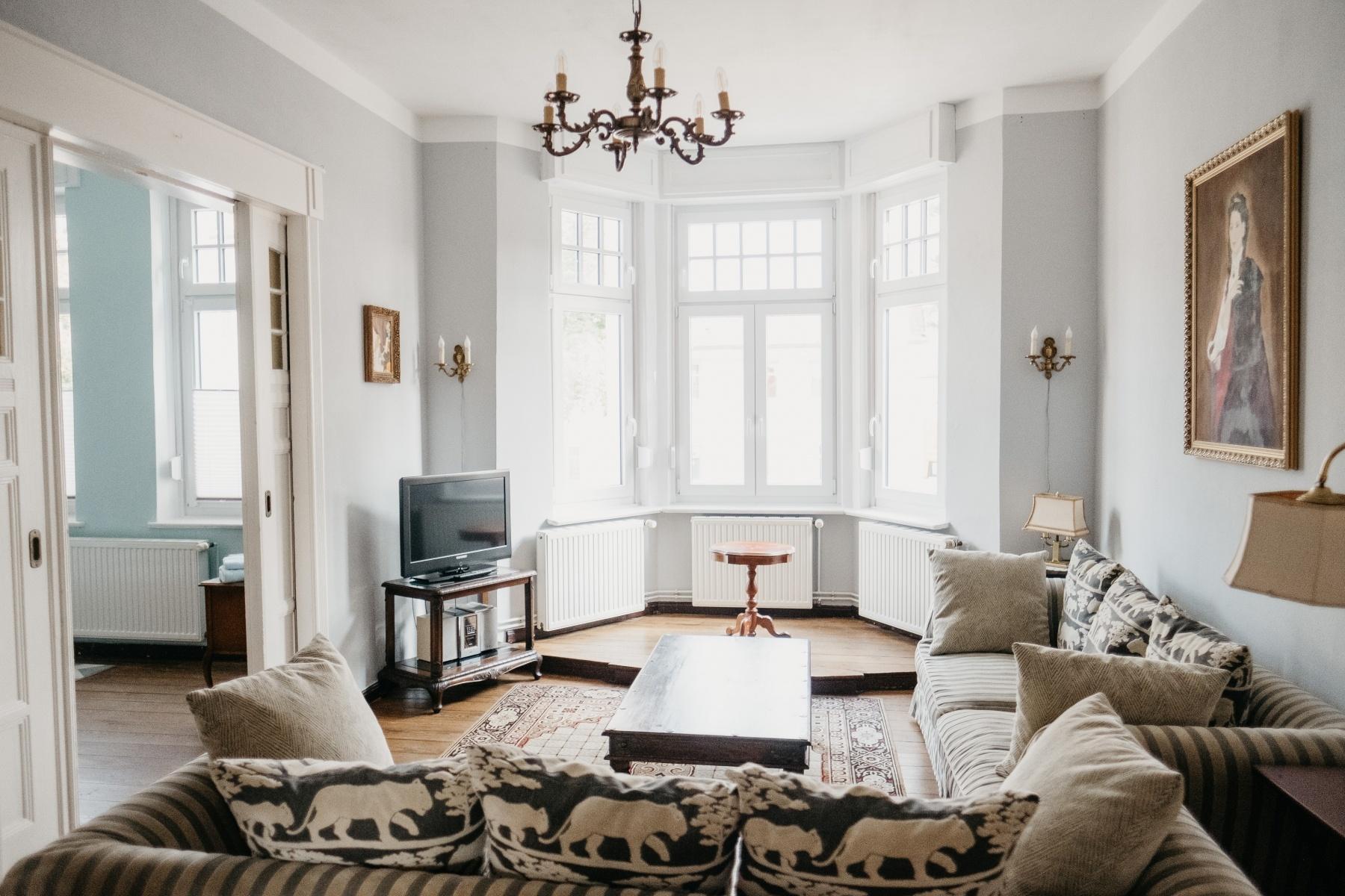 Wohnzimmer-Beletage